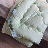 Ковдра мікрофібра наповнювач Бамбук (різні кольори) - 195х210, фото 7
