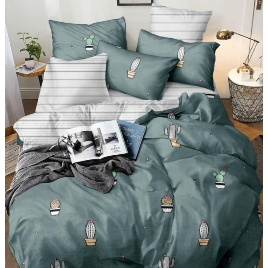 Двуспальное постельное белье Бязь Gold - Мехикано