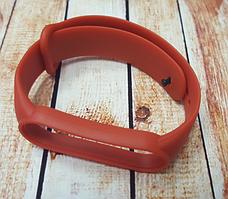 Ремінець для фітнес-бреслета Xiaomi Mi Band 5, червоний