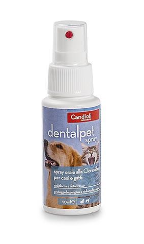 DentalMax (ДенталМакс) by Candioli -50 мл Стоматологический спрей для ротовой полости для собак и кошек