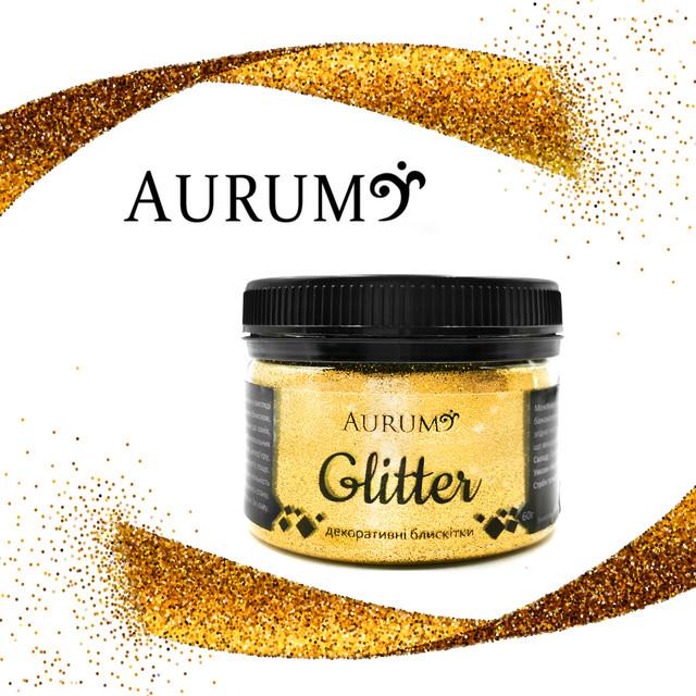 Aurum Glitter Декоративные блестки