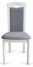 Стілець Турин білий/савана стіл (Модуль Люкс)