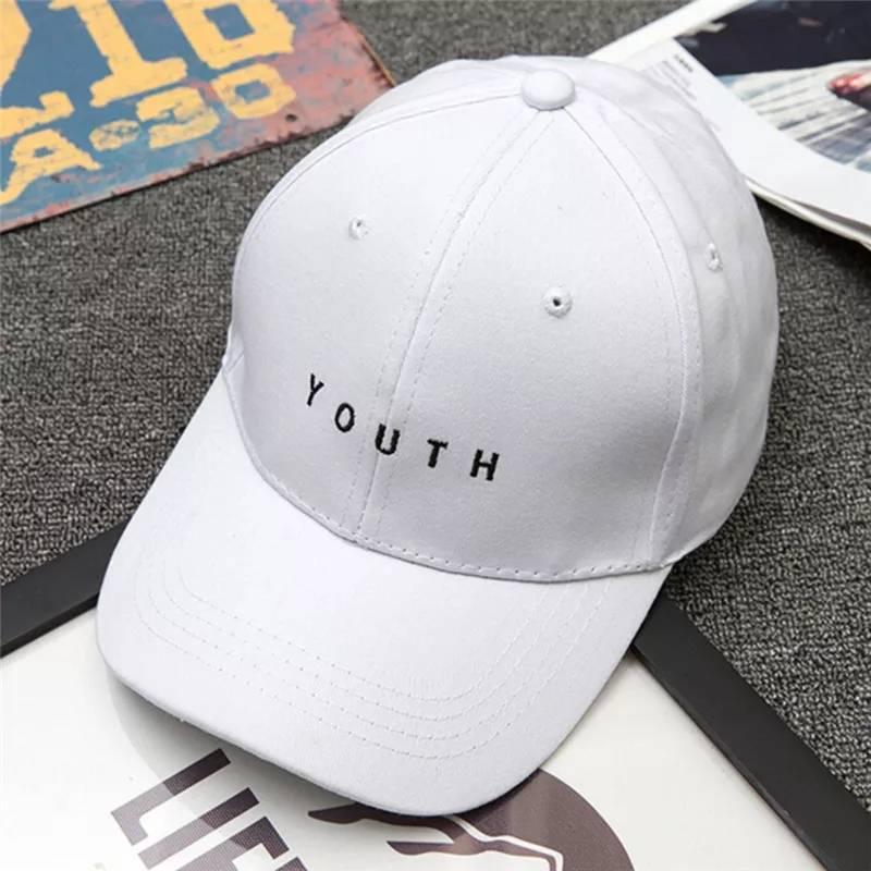 Кепка бейсболка Youth Белая 2, Унисекс