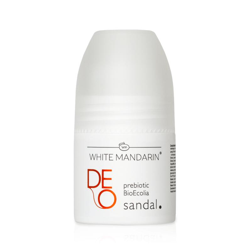 Натуральный дезодорант DEO Sandal Белый Мандарин 50 мл