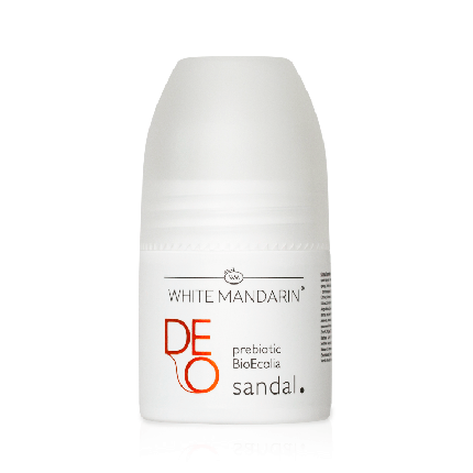 Натуральный дезодорант DEO Sandal Белый Мандарин 50 мл, фото 2