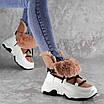 Ботинки женские зимние Fashion Freddy 2274 37 размер 23,5 см Розовый, фото 7