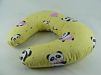 Подушка для кормления + чехол для подушки, подушка обнимашка , для беременных