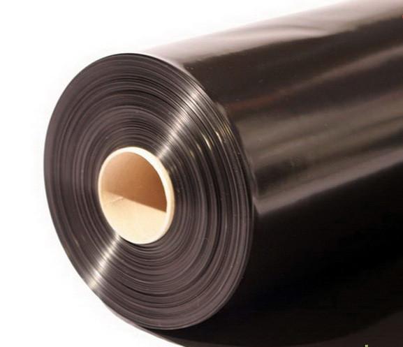 Пленка полиэтиленовая черная