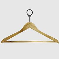 Вешалка светлое дерево  для одежды