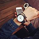 Наручные часы Rosinga, Коричневый, Унисекс, фото 7