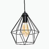 Люстра підвісна Atma Light серії Capella Crystal P235 Black