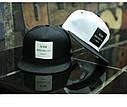Кепка снепбек Brooklyn 86 с прямым козырьком Белая, Унисекс, фото 6