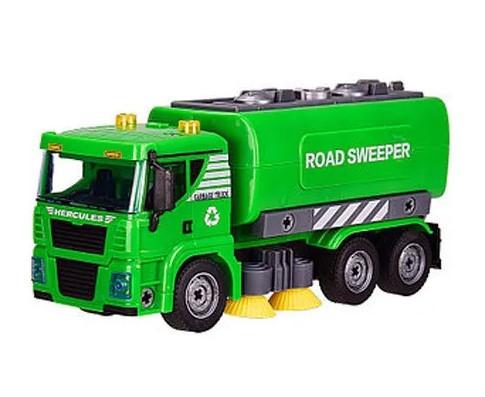 Іграшкова машинка Машина для прибирання Конструктор з інструментами 3201-5