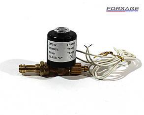 Клапан газа для полуавтомата 24V DC, круглий
