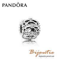 Шарм Pandora СВЕТЛЫЕ ЧУВСТВА 791779CZ серебро 925 кубический циркон Пандора оригинал, фото 1