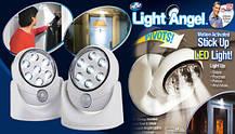 Світлодіодна лампа з детектором руху Light Ang, фото 2