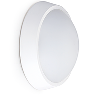 Світлодіодний вологозахищений світильник ЛІД ГЛОБО 15Вт, IP 65 Люмен, фото 1