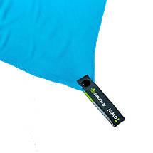 Полотенце спортивное FRYFAST TOWEL T-EDT (микрофибра, р-р 60х120см, цвета в ассортименте), фото 3