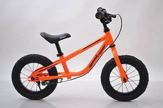 Детский беговел 12 дюймов (BRN)B-2 Orange Air wheels
