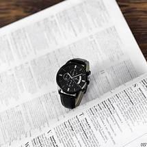 Оригинал! Мужские часы Megalith 8008M All Black, фото 2