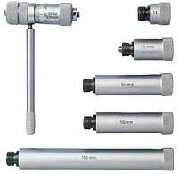 MIDER1500 микрометр для внутренних диаметров с удлиняющими стержнями