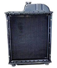 70П-1301010 Радиатор охлажения МТЗ-80, 82 Д240,241 4-х рядний пластиковые бачки Оренбург