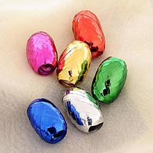 Лента цветная в ассортименте для декора 25386