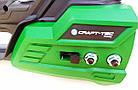 Электропила Craft-tec EKS-405 1 Шинь + 1 Цепь (автомат.натяжка цепи, ручной масл.насос), фото 3