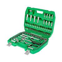 Набор инструментов INTERTOOL ET-6094SP, 94 шт. в кейсе, для откручивания, закручивания крепежей