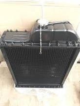 70У-1301010 Радиатор охлаждения МТЗ-80, 82 Д240,241 4-х рядный, латунь, бачки латунь, производство Оренбург