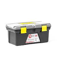 """Ящик для інструменту 16.5"""" 412*214*188мм INTERTOOL BX-0316"""