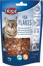 Trixie 42757 Рибні пластівці для котів Премио, 50 г
