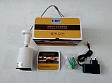 Камера відеоспостереження UKC CAD 115 AHD 4mp 3.6 mm кольорова зовнішня, фото 4