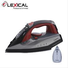 Парова праска LEXICAL LSI-1005 з керамічної підошвою 2200W