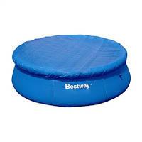 Bestway Покрытие Bestway 58032 для бассейнов 2.44 м (d 267 см), фото 1