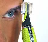 Тример для видалення небажаного волосся Мікро Тач Макс Micro Touch Max, фото 3