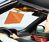 Сонцезахисний Антибліковий козирок для автомобіля HD Vision Visor Оригінал, фото 2