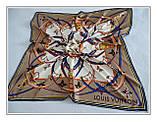 Платок Louis Vuitton шёлк, фото 2