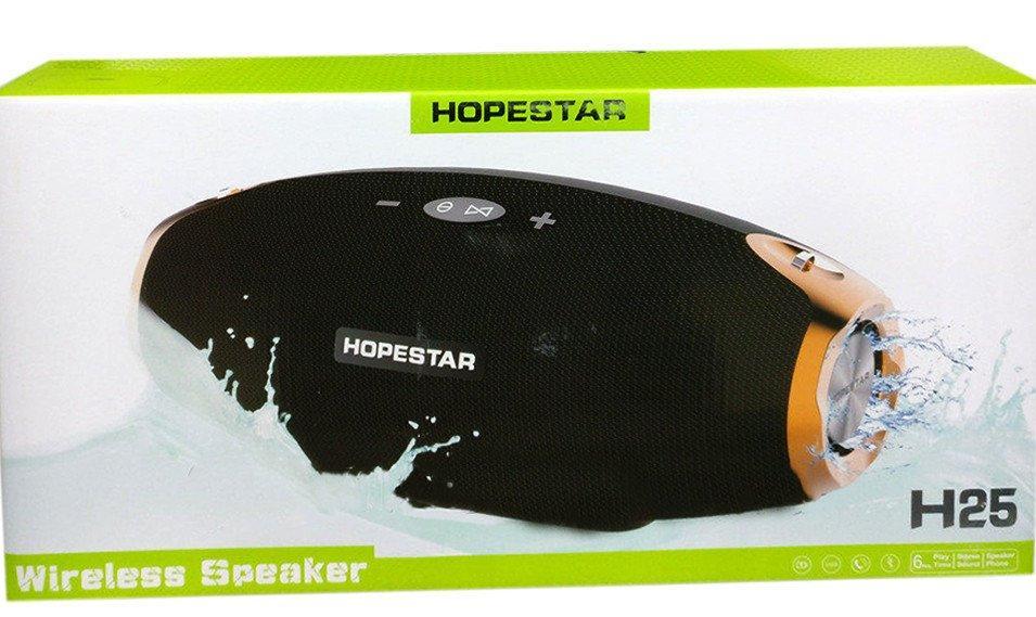 Потужна бездротова блютус колонка Hopestar H25 Big