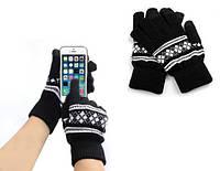 Перчатки сенсорные для телефонов и планшетов, фото 1