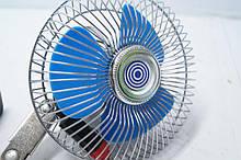 Автомобільний вентилятор 12V