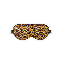 Маска для сна Леопард, 100% Шёлк Love You 5009