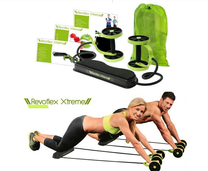 Тренажер для всього тіла Revoflex Xtreme з 6-ма рівнями тренування