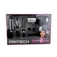 Фен багатофункціональний 7в1 Pritech LD-6071