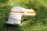 Акумуляторна Машинка для видалення катишків Gemei 231, фото 5