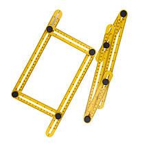 Мультифункціональна лінійка Multifunctional folding ruler