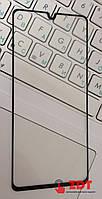 (DL UA) Стекло защитное FULL GLUE 9H для Samsung A41/A415- черный