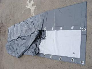 Газель Тент (стандарт дл.3.17 метра) Н/О (Росія) Габарити: довжина 317см, під висоту борту 125см