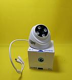Камера відеоспостереження D204 3MP AHD DOME CAMERA / Нічна зйомка+3MP+HD якість, фото 7