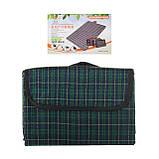 Водонепроникний килимок для пікніка кемпінгу і пляжу 150*180 см, фото 3